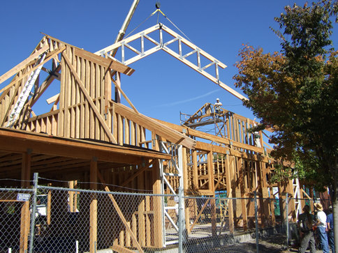 Alternative building in the willits area for Alternative home building methods